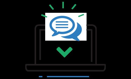 ricezione sms: Interfaccia software di ricezione sms